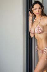 HOPE BEEL in Bikinis - Instagram Pictures, June 2019