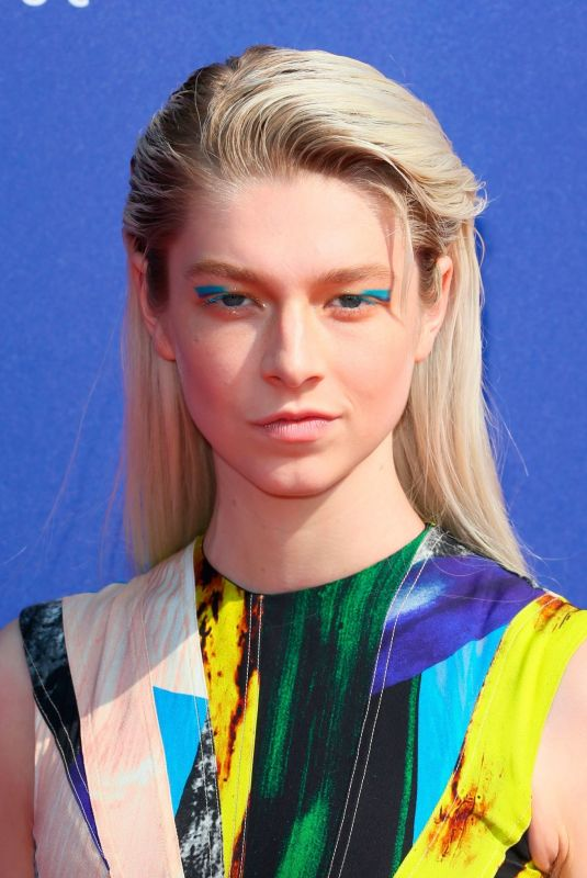 HUNTER SCHAFER at 2019 MTV Movie & TV Awards in Los Angeles 06/15/2019