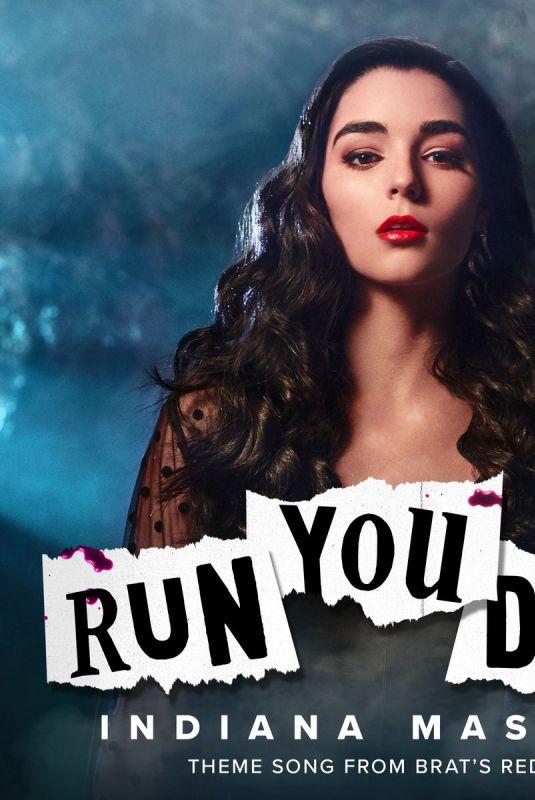 INDIANA MASSARA - Run You Down Promos, April 2019