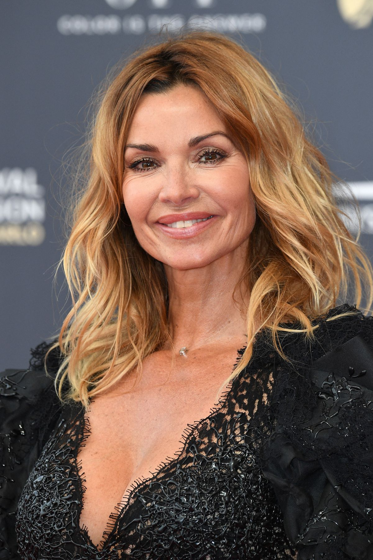 INGRID CHAUVIN at 59th Monte Carlo TV Festival Opening 06