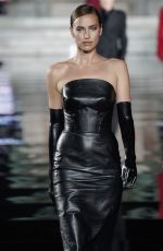 IRINA SHAYK at CR Runway x Luisaviaroma 90th Anniversary Show in Florence 06/13/2019
