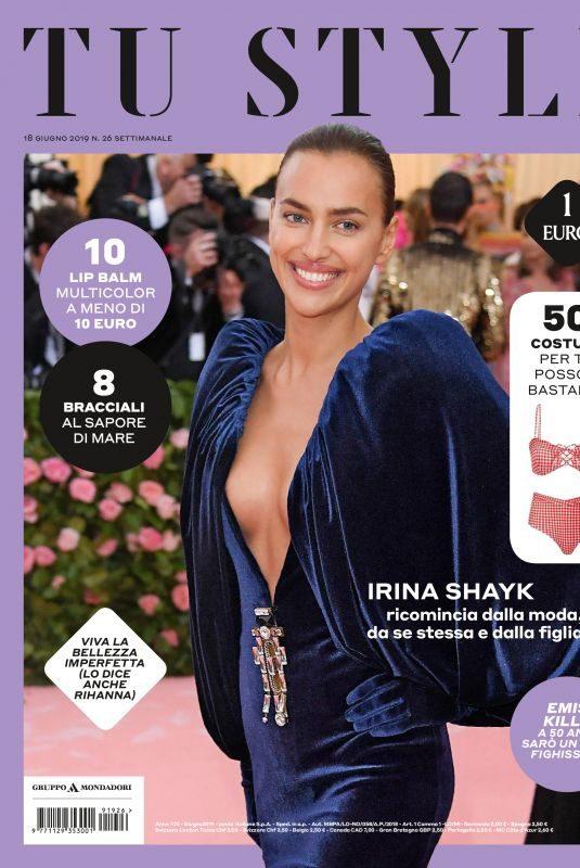 IRINA SHAYK in Tu Style Magazine, June 2019