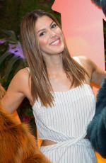 IRIS MITTENAERE at Jungle Book Jive Photocall at Lion King Festival at Disneyland Paris 06/29/2019