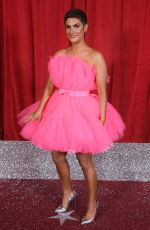 ISABEL HODGINS at British Soap Awards 2019 in Manchester 06/01/2019
