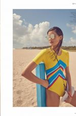 ISABELI FONTANA in Hello! Fashion Monthly, July 2019