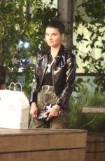 ISABELLA ROSE and OLIVIA JADE at Bootsy Bellows in West Hollywood 05/28/2019