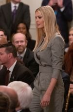 IVANKA TRUMP at Second Chance Hiring Press Conference in Washington D.C. 06/13/2019