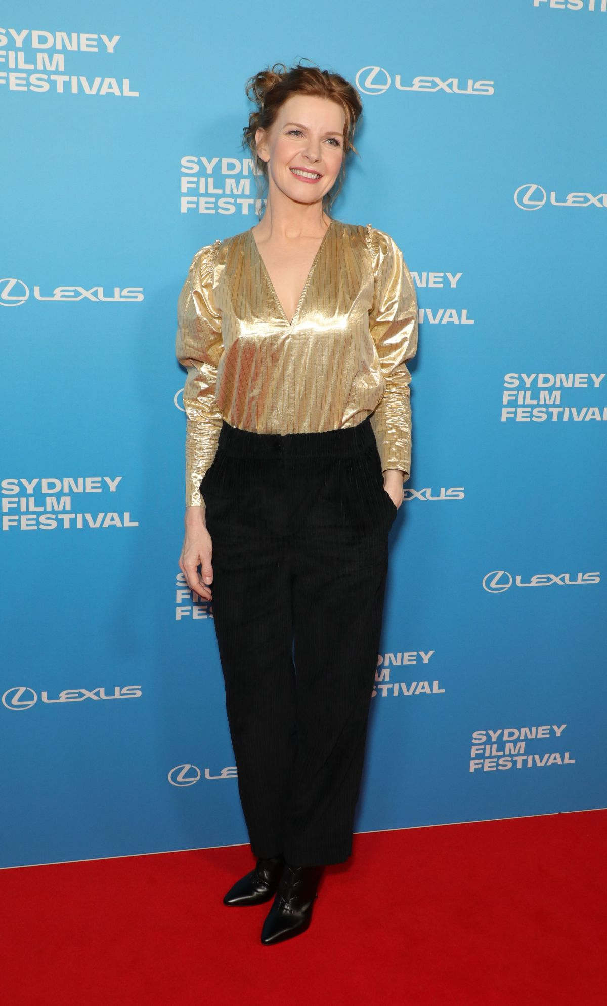 Jacqueline Mckenzie At Palm Beach Premiere And Opening