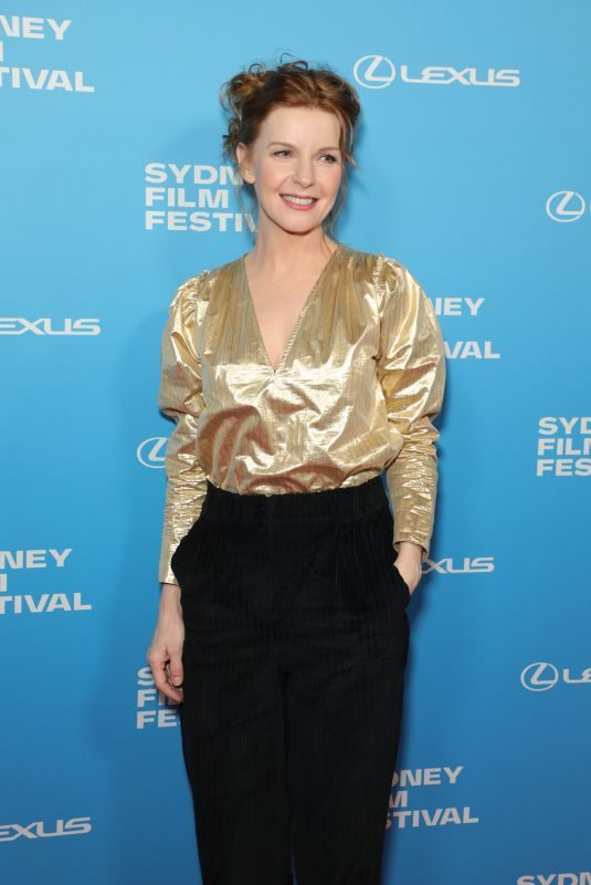 JACQUELINE MCKENZIE at Palm Beach Premiere and Opening Ceremony at 2019 Sydney Film Festival 06/05/2019
