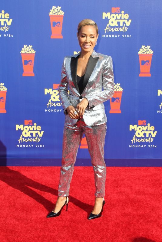 JADA PINKETT SMITH at 2019 MTV Movie & TV Awards in Los Angeles 06/15/2019