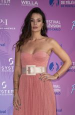 JADE LEBOEUF at 59th Monte Carlo TV Festival: TV Series Party 06/15/2019