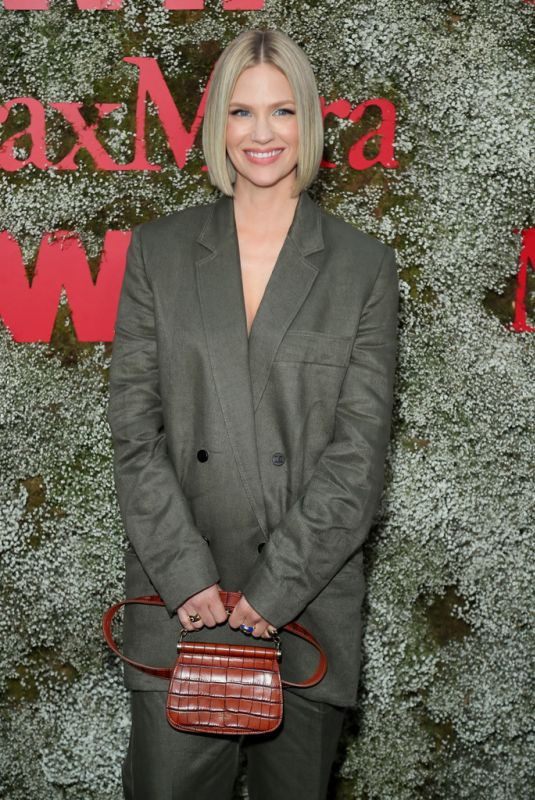 JANUARY JONES at 2019 Women in Film Max Mara Face of the Future in Los Angeles 06/11/2019