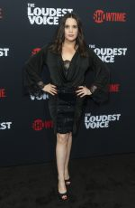JENNA LEIGH GREEN at The Loudest Voice Premiere in New York 06/24/2019