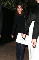 JENNA LOUISE COLEMAN Leaves Serpentine Gallery Summer Party 2019 in London 06/25/2019