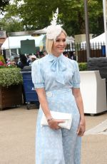 JENNI FALCONER at Ladies Day at Royal Ascot 06/20/2019