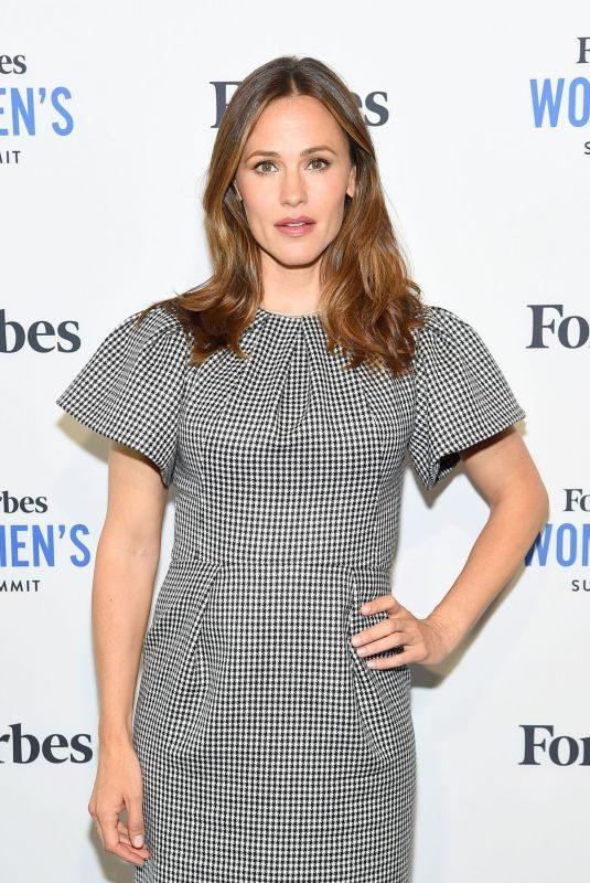 JENNIFER GARNER at 2019 Forbes Women's Summit in New York 06/18/2019