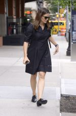 JENNIFER GARNER Out and About in New York 06/17/2019