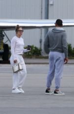 JENNIFER LOPEZ at Airport in Miami 06/01/2019