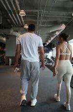 JENNIFER LOPEZ Workout at a Gym - Instagram Pictures and Video 06/26/2019