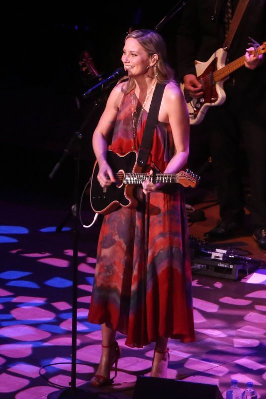 JENNIFER NETTLES at A Night of Country Under City Lights Concert in New York 06/01/2019