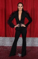 JESSAMY STODDART at British Soap Awards 2019 in Manchester 06/01/2019