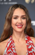 JESSICA ALBA at 59th Monte Carlo TV Festival Opening 06/14/2019