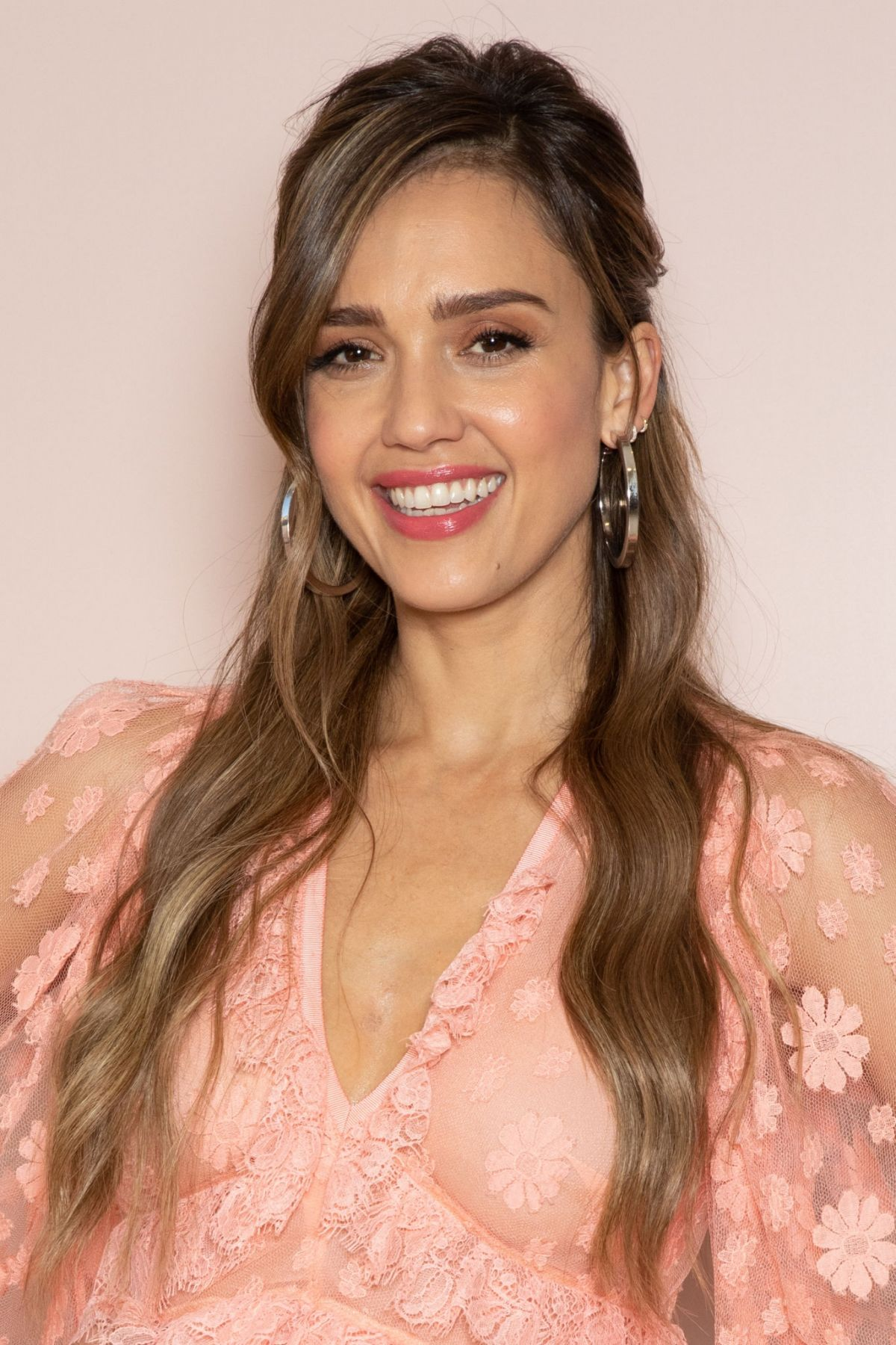 JESSICA ALBA at Honest Beauty Launch in Milan 06/20/2019 ...