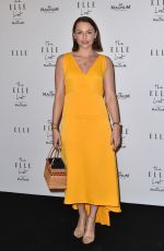 JESSICA ELLERBY at Elle List in Association with Magnum Ice Cream in London 06/19/2019