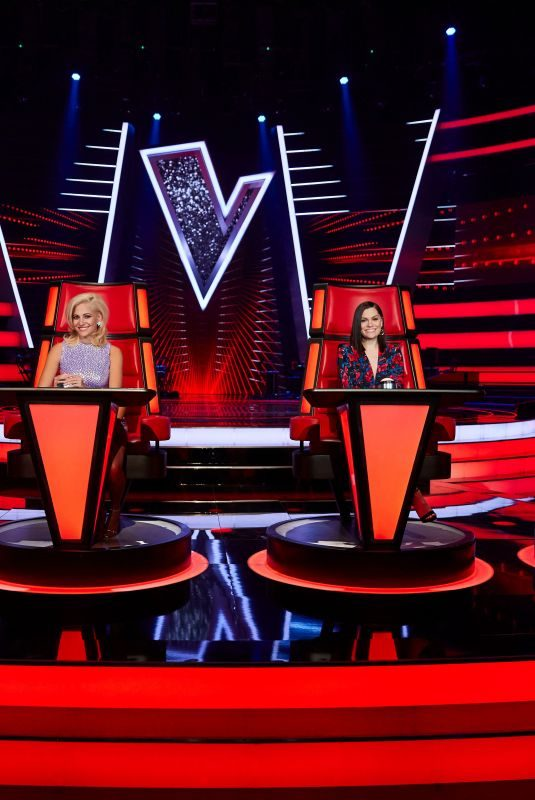 JESSIE J, EMMA WILLIS and PIXIE LOTT – The Voice Kids Show, Series 3