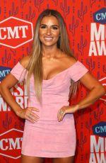 JESSIE JAMES at 2019 CMT Music Awards in Nashville 06/05/2019
