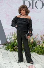 JOAN COLLINS at V&A Summer Party in London 06/19/2019