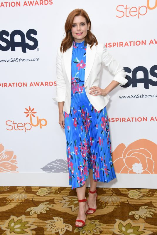 JOANNA GARCIA at Step Up Inspiration Awards in Los Angeles 05/31/2019
