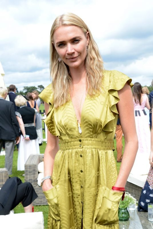 JODIE KIDD at 2019 Cartier Queen's Cup Polo Final in Windsor 06/16/2019