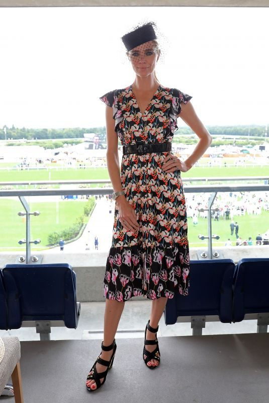 JODIE KIDD at Ladies Day at Royal Ascot 06/20/2019