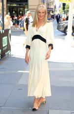 JOELY RICHARDSON Arrives at Build Series in New York 06/26/2019