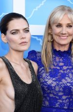 JOELY RICHARDSON, OLIVIA MUNN and EMMA GREENWELL at The Rook Premiere in Los Angeles 06/17/2019