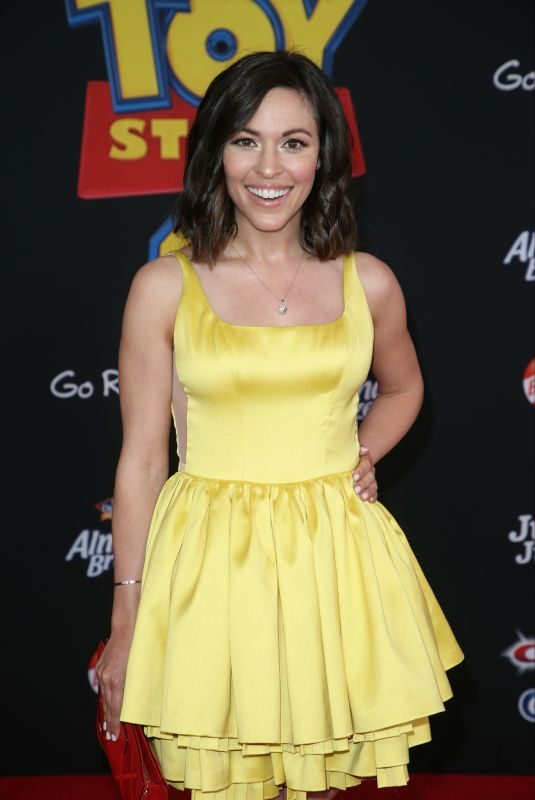 JULIANA HANSEN at Toy Story 4 Premiere in Los Angeles 06/11/2019