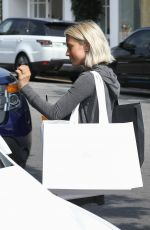 JULIANNE HOUGH Out Shopping in West Hollywood 06/14/2019