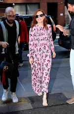 JULIANNE MOORE Out and About in New York 06/14/2019