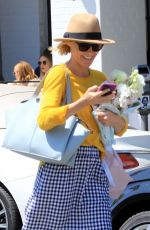 JULIE BOWEN at Joan