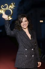 JULIETTE BINOCHE at 33rd Cabourg Film Festival 06/15/2019
