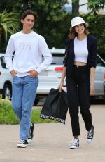 KAIA GERBER Out and About in Malibu 06/17/2019
