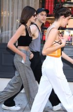 KAIA GERBER Out and About in New York 06/26/2019
