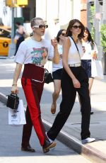 KAIA GERBER Out in New York 06/28/2019