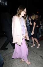 KAITLYN DEVER Arrives at Women in Film Max Mara Face of the Future 06/11/2019