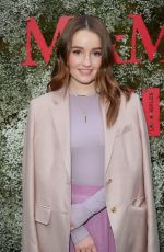 KAITLYN DEVER at 2019 Women in Film Max Mara Face of the Future in Los Angeles 06/11/2019