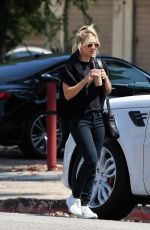 KALEY CUOCO Out for Iced Coffee in Los Angeles 06/18/2019