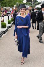 KARA TOINTON at Ladies Day at Royal Ascot 06/20/2019