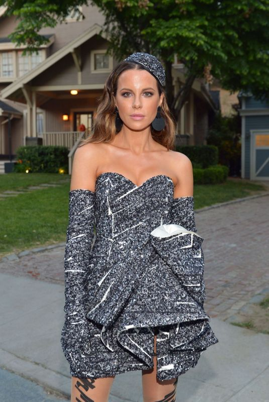 KATE BECKINSALE at Moschino Spring/Summer 2019 Show in Universal City 06/07/2019