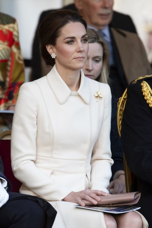 KATE MIDDLETON at Beating Retreat Service at Horseguards Parade in London 06/06/2019